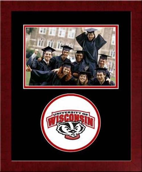 University of Wisconsin Spirit Photo Frame