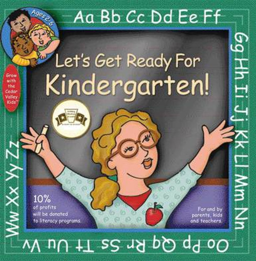 Let's Get Ready For Kindergarten - Book
