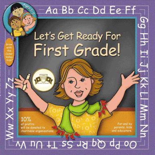 Let's Get Ready For First Grade - Book