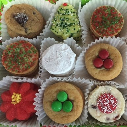 Happiness Gourmet Cookie Sampler - Holiday
