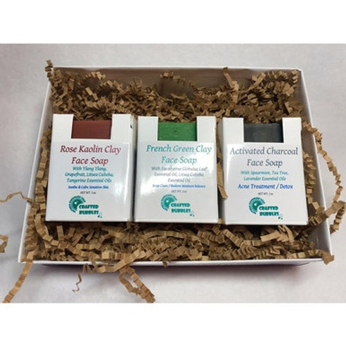 Perfect Face Soap Trio Gift Set