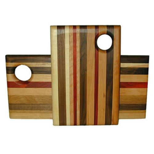 Wisconsin Hardwood Cutting Board