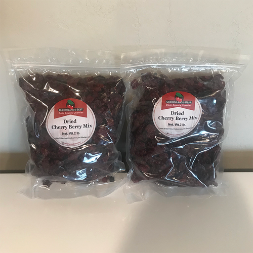 Door County Dried Cherry-Berry Mix