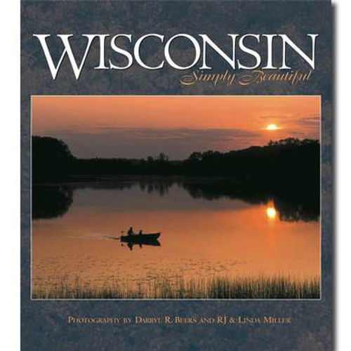 Wisconsin Simply Beautiful - Book