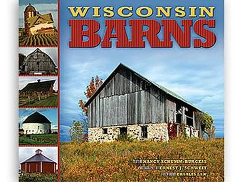 Wisconsin Barns - Book