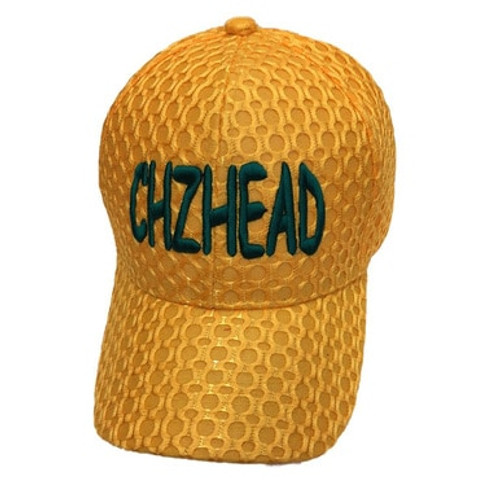 Cheesehead Air Mesh Baseball Cap