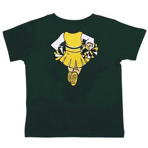 Packers Cheerleader Dreams Tee - Toddler