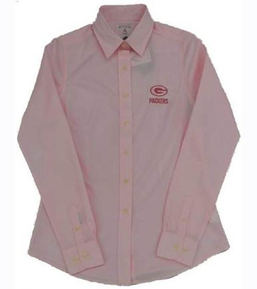 Packers Ladies Dynasty Long Sleeve Shirt