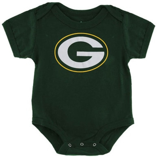 Packers Logo Bodysuit - Newborn