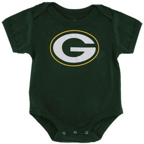 Packers Logo Bodysuit - Newborn