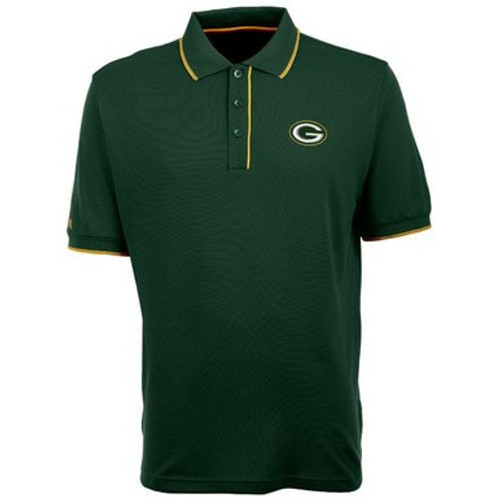 Packers Elite Polo Shirt - Mens