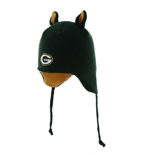 Packers Infant Little Monster Hat