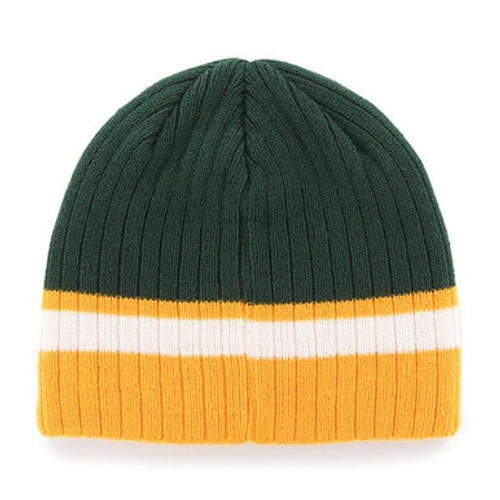Packers Kids Cuffless Knit Hat
