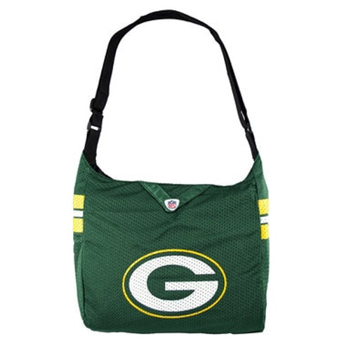Green Bay Packers Jersey Tote Bag