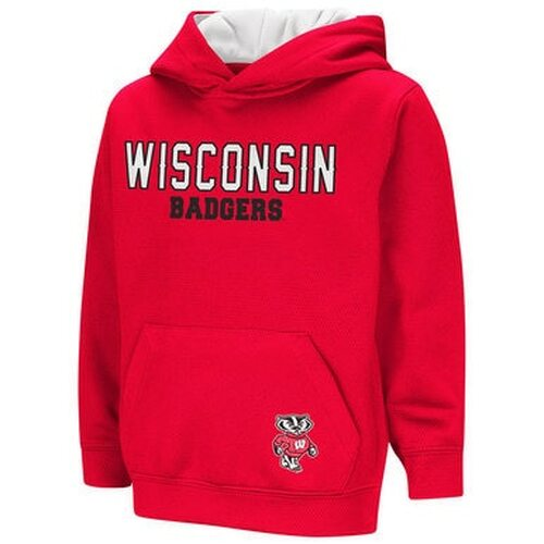 Wisconsin Badgers Toddler Hoodie