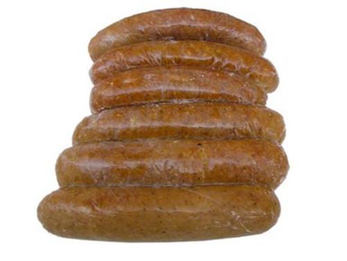 Cajun Turkey Bratwurst