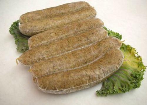 Italian Turkey Bratwurst