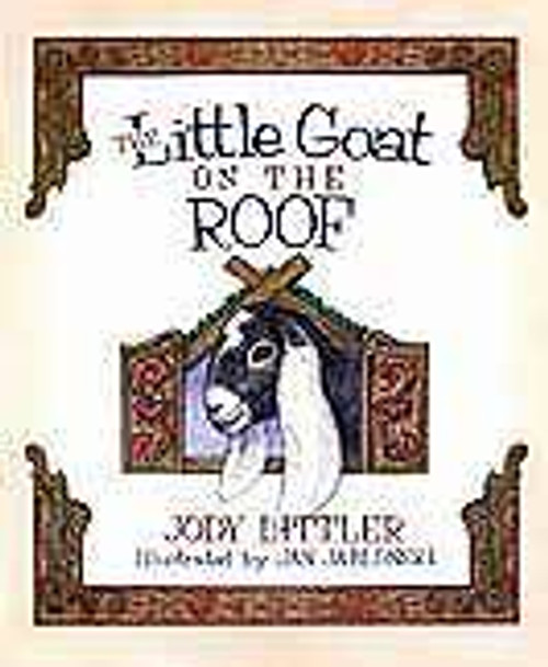 The Little Goat on the Roof - Book