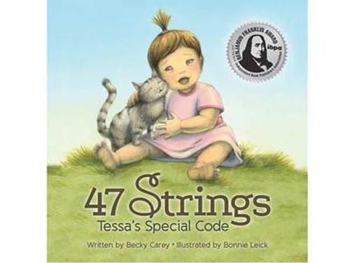 47 Strings Tessa's Special Code - Book