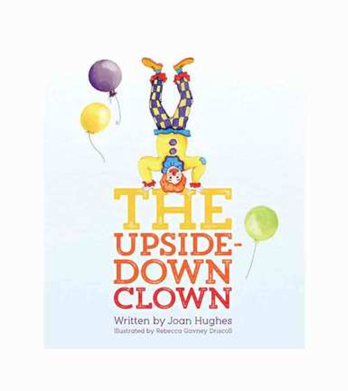 The Upside-Down Clown - Book