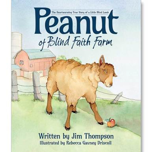 Peanut of Blind Faith Farm - Book
