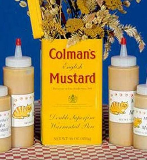 Hot Mustard - 2 Large Bottles