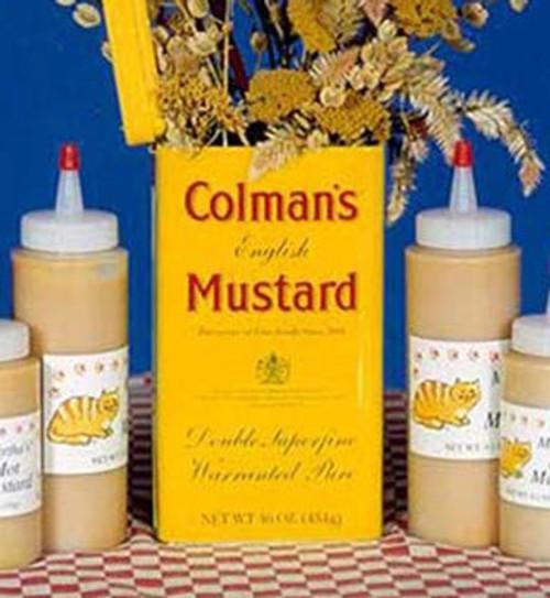 Hot Mustard - 2 Large Bottles