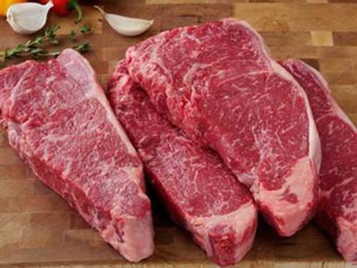 New York Strip Steaks - Four or Eight 8 oz. Steaks
