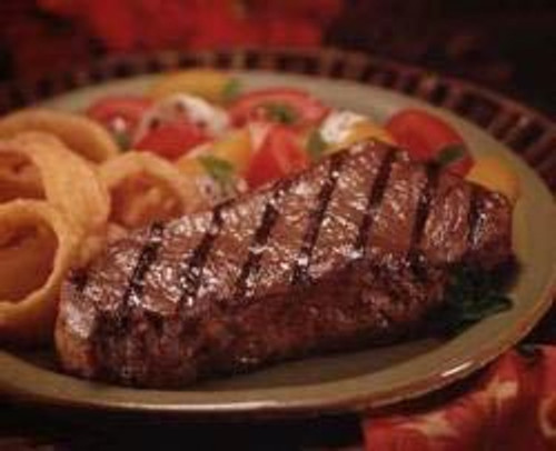 New York Strip Steaks - 00 oz