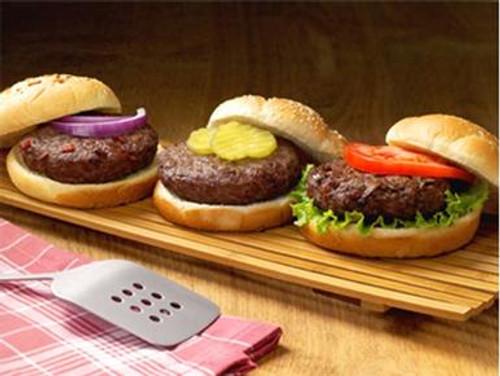 All-Beef 48-Burger Tailgate Assortment
