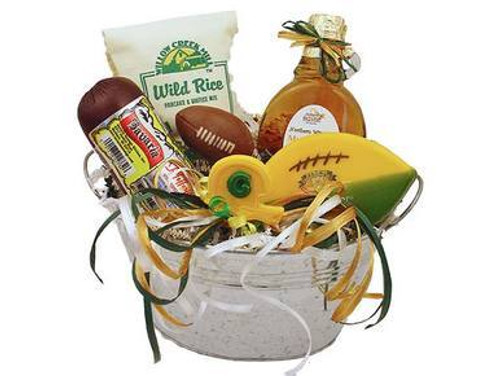 Breakfast to Half Time Gift Bucket