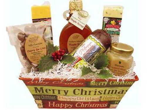 Classic Wisconsin Christmas Gift Assortment