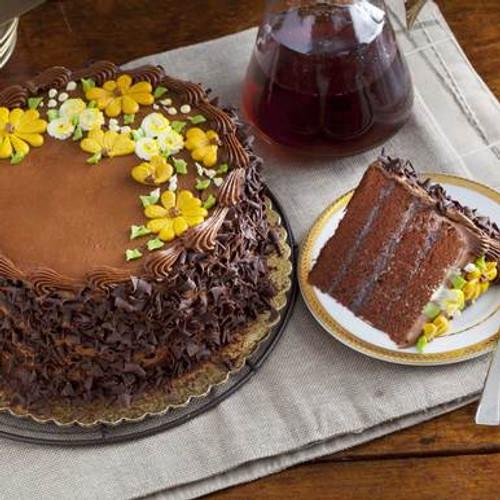 Dutch Chocolate Layer Cake