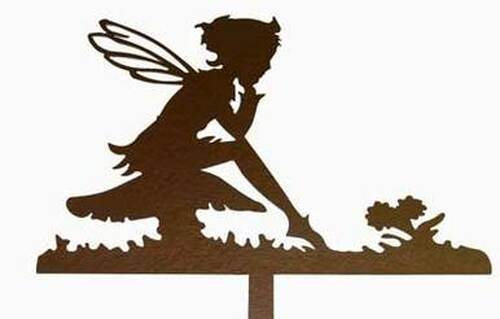 Metal Art Garden Fairy