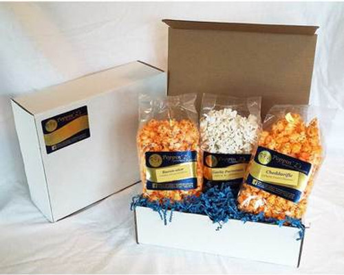 Cheese Lovers Popcorn Gift Pack