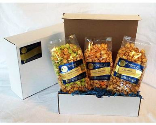 Caramel Lovers Popcorn Gift Pack