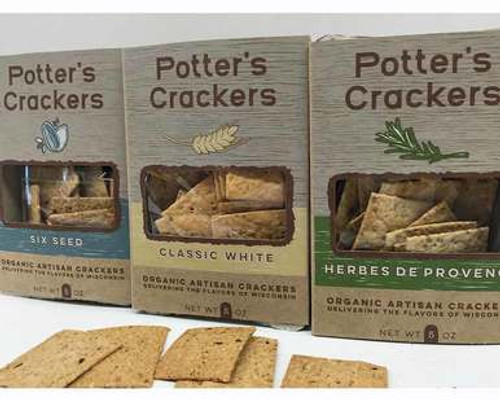 Rosemary Organic Crackers