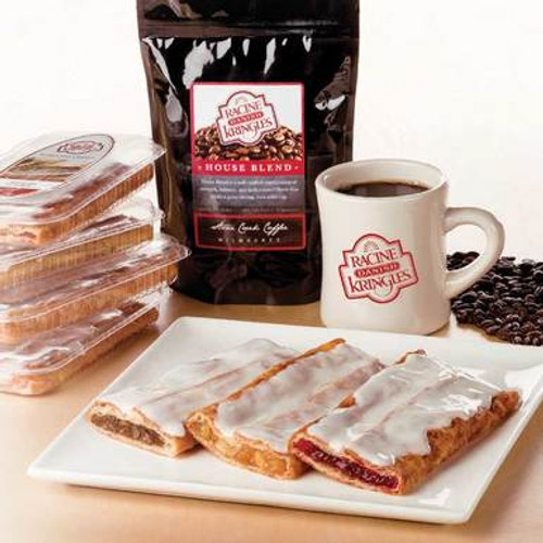 Racine Danish Kringles Bakers Dozen Assortment
