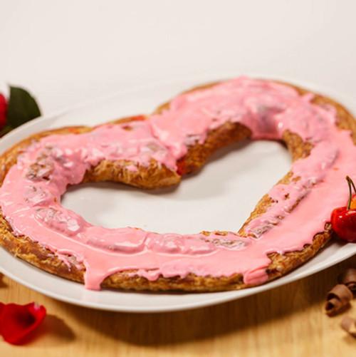 Racine Danish Sweetest Day Heart Kringle