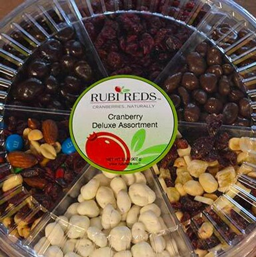 Sweetened Dried Cranberry Deluxe Assortment - 32 oz.