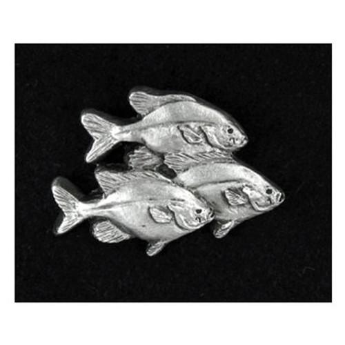 Fish Pins - Pewter