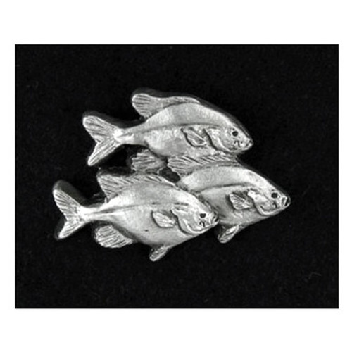 Fish Pins- Pewter