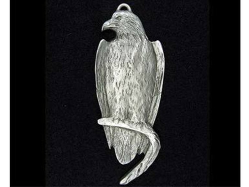 Pewter Ornaments - Eagle