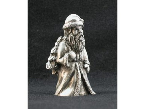 Pewter Figurine - Old World Santa
