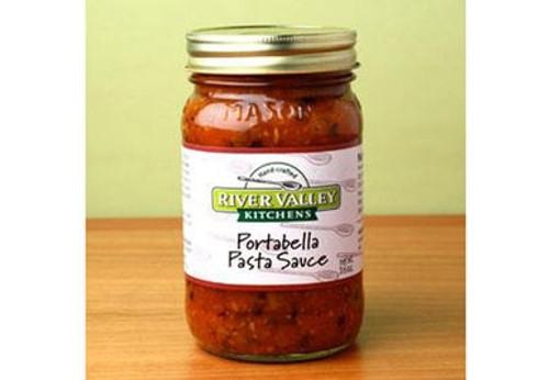 Portabella Mushroom Pasta Sauce and Dipping Sauce