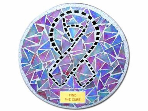 Cancer Awareness Stepping Stone