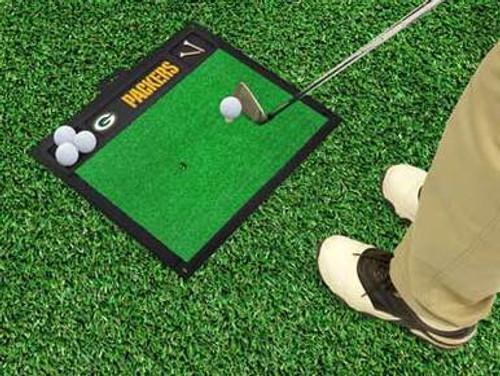 Packers Golf Hitting Mat