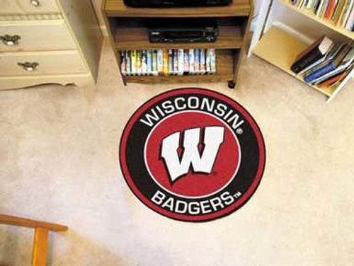 Badger Round Floor Mat