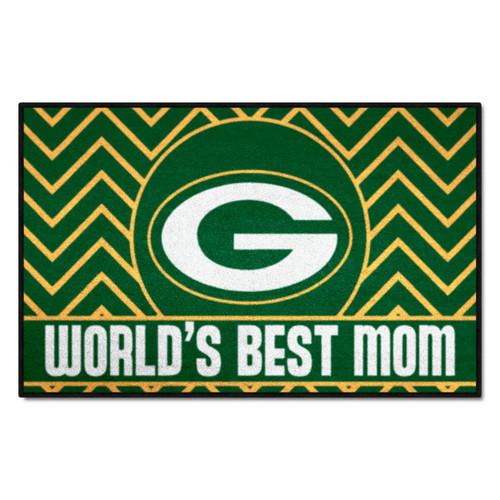 Packers Best Mom Floor Mat