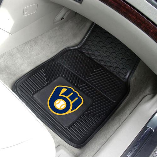 Milwaukee Brewers Fanmat Car Mats